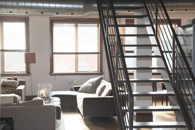 Kontrollierte Wohnraumlüftung Lüftungsrohre als Design Elemente