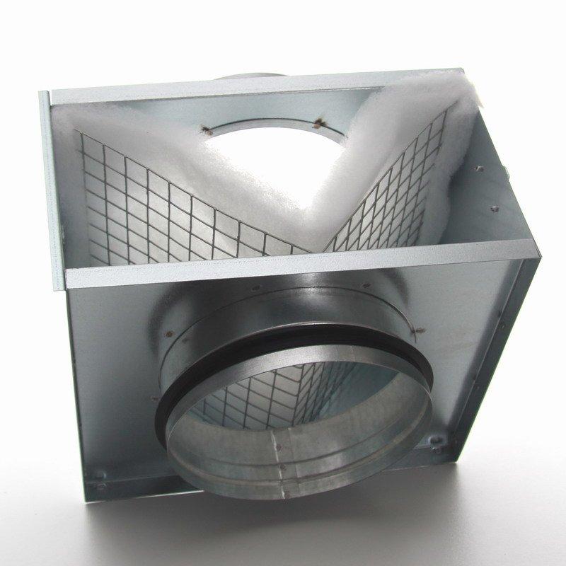 luftfilter box f r zuluft dn 125 37 65. Black Bedroom Furniture Sets. Home Design Ideas